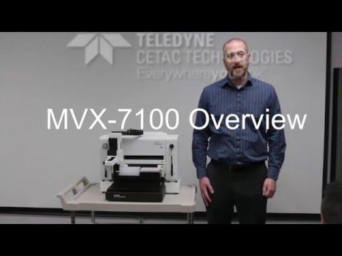 MVX 7100 Overview