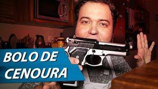 BOLO DE CENOURA - Desserviço | Parafernalha