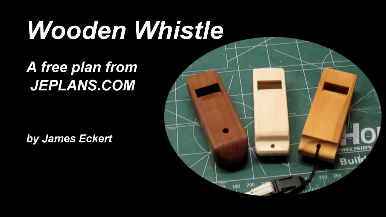 Wooden Whistle - YouTube