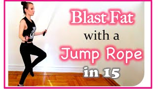 Jump Rope Workout To Lose Weight for Beginners