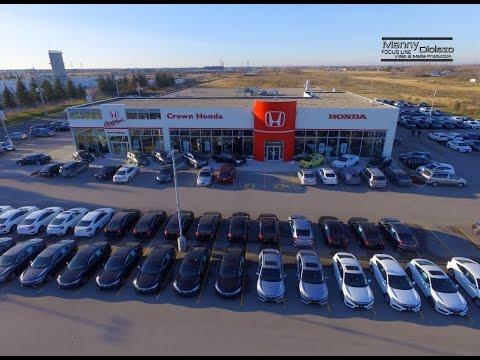 Crown Honda Mcphillips >> Crown Honda Teaser Youtube