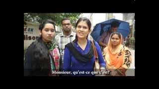Découvrir la France à Dacca au Bangladesh : Projet A1-2 F/D