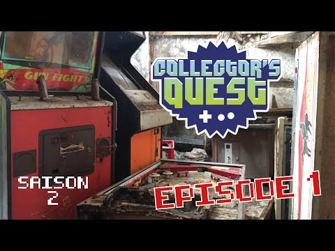 Collector's Quest Saison 2 (Ep.1) Le tombeau de l'arcade