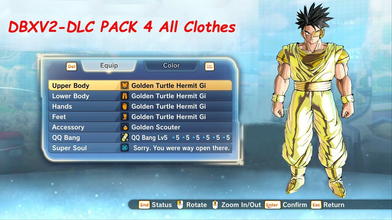 Best Human Xenoverse  Build