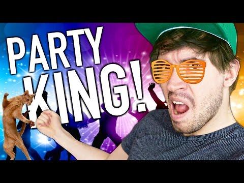 EL PAPI REY DE LA PARTY !!
