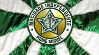 Mocidade 2000 4/14- VERDE, AMARELO, AZUL-ANIL COLOREM O BRASIL NO ANO ..