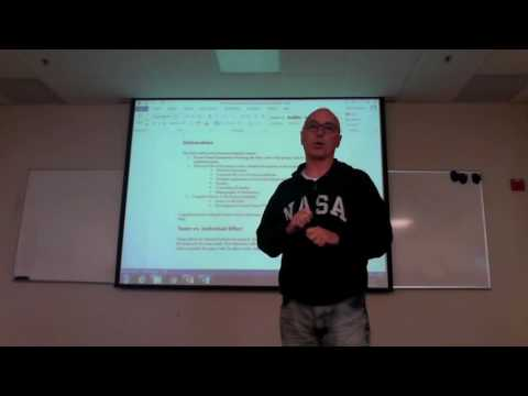 Speech Recognition lecture 16