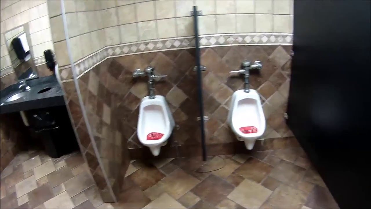 Porta Potty Gas Station Bathroom Review Exit 373 Hwy 40 Eastern Nc May 11 2016 Youtube
