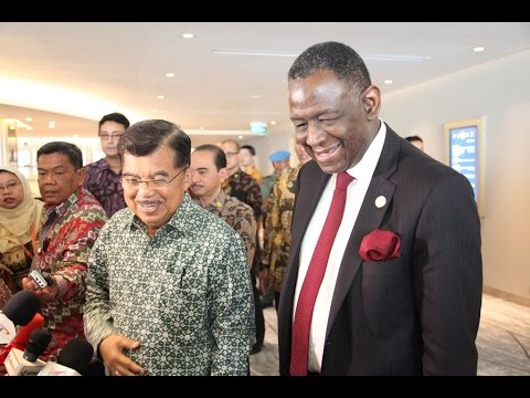 UNFPA Indonesia's Demographic Dividend Seminar in Jakarta with Dr. Babatunde Osotimehin