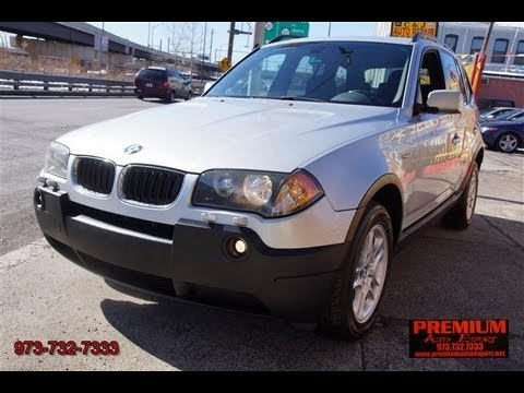 2004 bmw x3 suv awd youtube. Black Bedroom Furniture Sets. Home Design Ideas