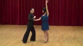 Gold Star Samba Dance Lesson