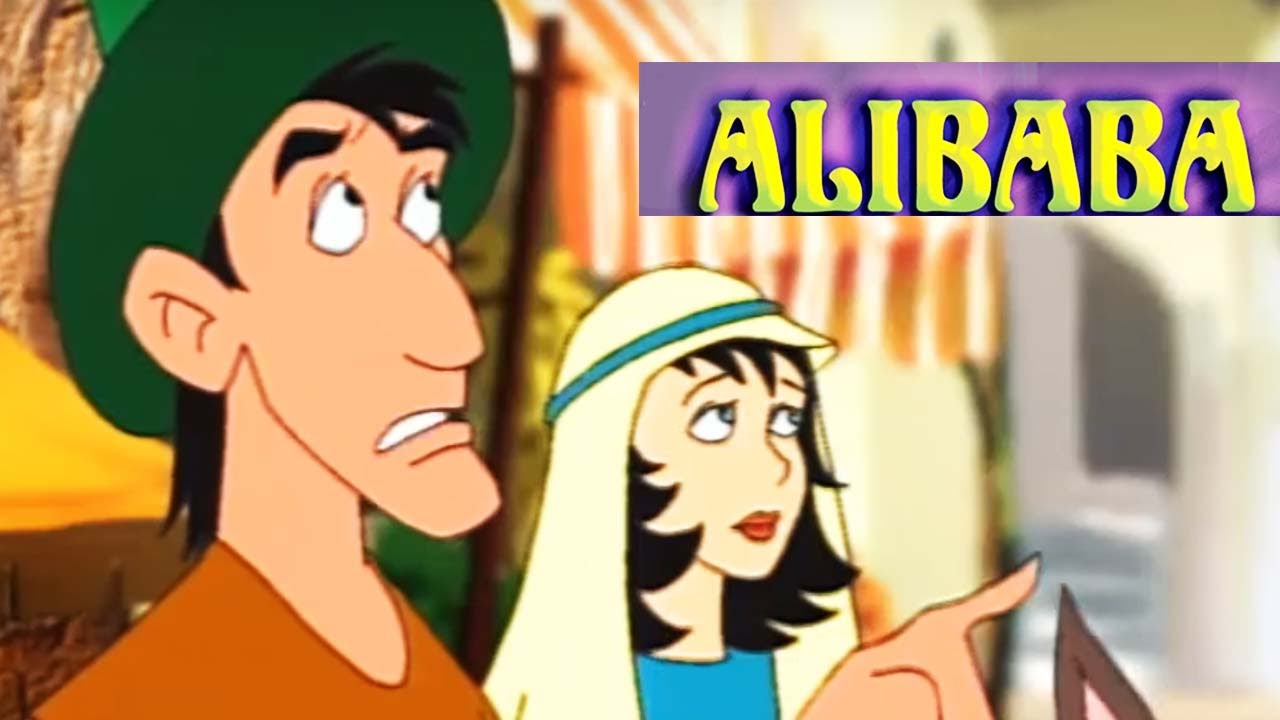 Alibaba Full Movie In Hindi Movie For Kids Cartoon Movies In