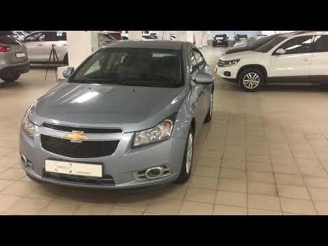 Видеопрезентация автомобиля с пробегом Chevrolet Cruze в SELECT от КЛЮЧАВТО