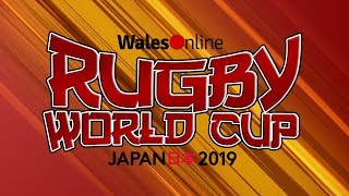 The Gain Line #34 Rugby World Cup 2019 daily show