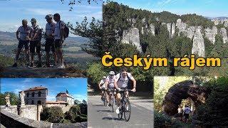 Českým rájem na kole