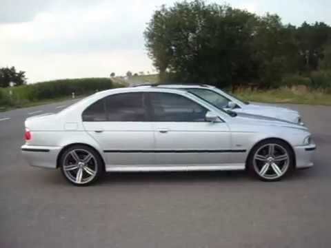 BMW E39 540i  Plzen BENNY  Sedan  and BIGMARVIN  Touring