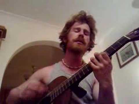Joe's Head by the Kings of Leon cover... nylon acoustic