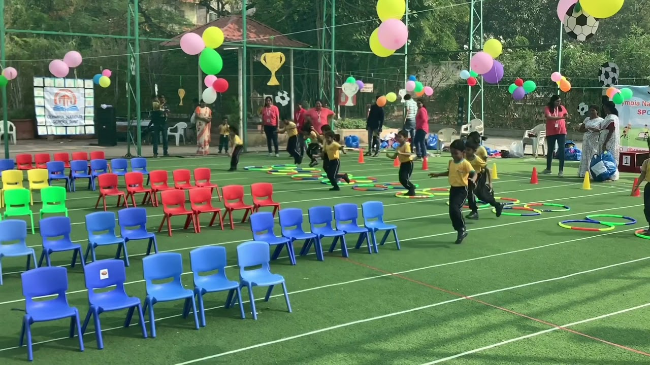 Sports Day Highlights