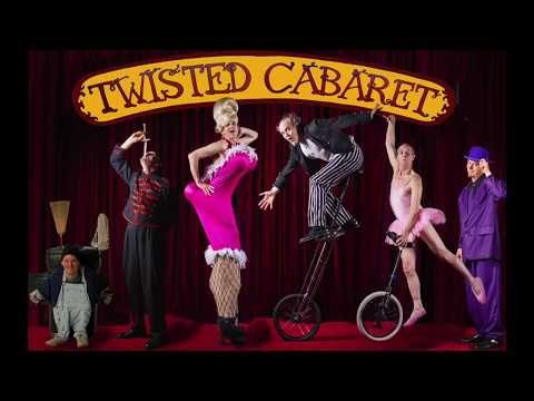 New Twisted Cabaret Teaser 40 sec.