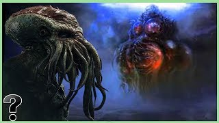 What If Cthulhu Fought Yog-Sothoth?