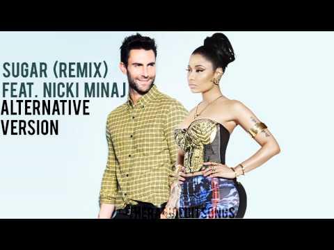 Free download lagu Maroon 5 - Sugar (Remix) [ALTERNATIVE VERSION] ft. Nicki Minaj di ZingLagu.Com