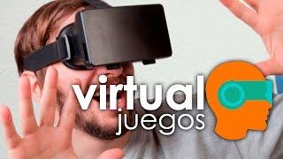 TOP JUEGOS EN REALIDAD VIRTUAL PARA DISFRUTAR EN TU MÓVIL thumbnail