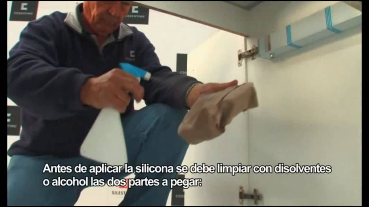 Video instalacin fregadero cocina Silestone www venespa