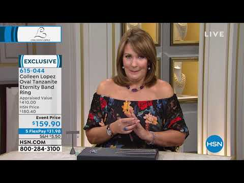 HSN | Colleen Lopez Gemstone Jewelry . https://pixlypro.com/Mqb8uF6