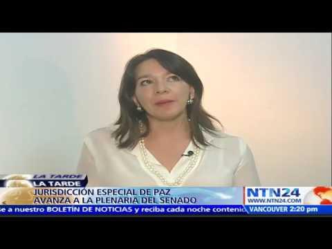 Ley Amnistía beneficia exguerrilleros de FARC, agentes de Estado y civiles responsables en conflicto