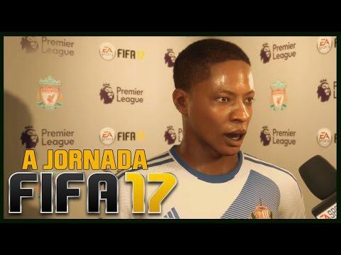 ESTREIA NA PREMIER LEAGUE - FIFA 17 - The Journey - PARTE #4