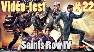 Saints Row IV [ Review FR / Vidéotest FR / Gameplay FR ]