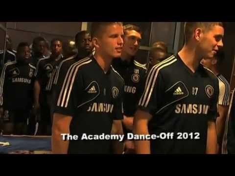 Chelsea FC   The Academy Dance Off 2012