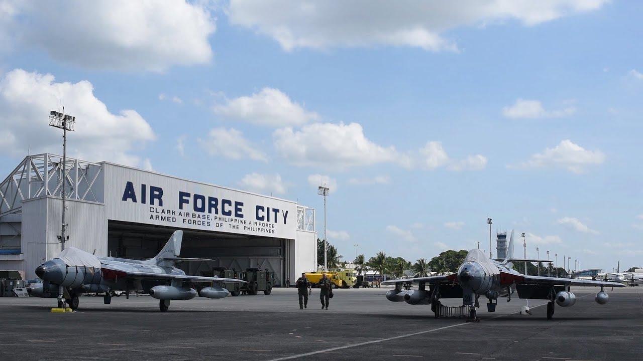 Philipppines-US Simulate Air to Air Combat Using FA-50 and A10s @ Balikatan  2018