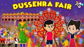 Dussehra Fair   Ram Leela   Dussehra Special   Animated Stories   English Cartoon   Moral Stories