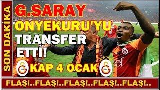 Galatasaray Henry Onyekuru'yu Transfer Etti! I Son DAKİKA!