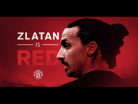 Zlatan Ibrahimovic - Welcome to Manchester United - HD