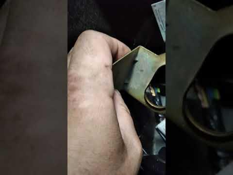 Замена радиатора печки Шевроле нива с кондиционером