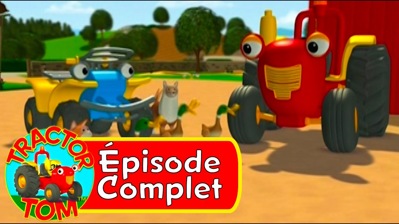 Tracteur tom 52 les canards sauvages pisode complet - Tracteure tom ...