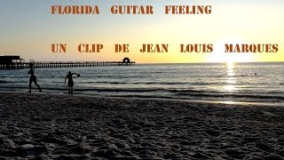 """Florida Guitar Feeling""  by Jean Louis Marques  (Clip format 4k) ..."