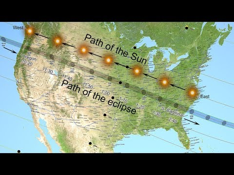 Flat Earth - Mysteries of Sunlight: Eclipses (four lies only in this topic)