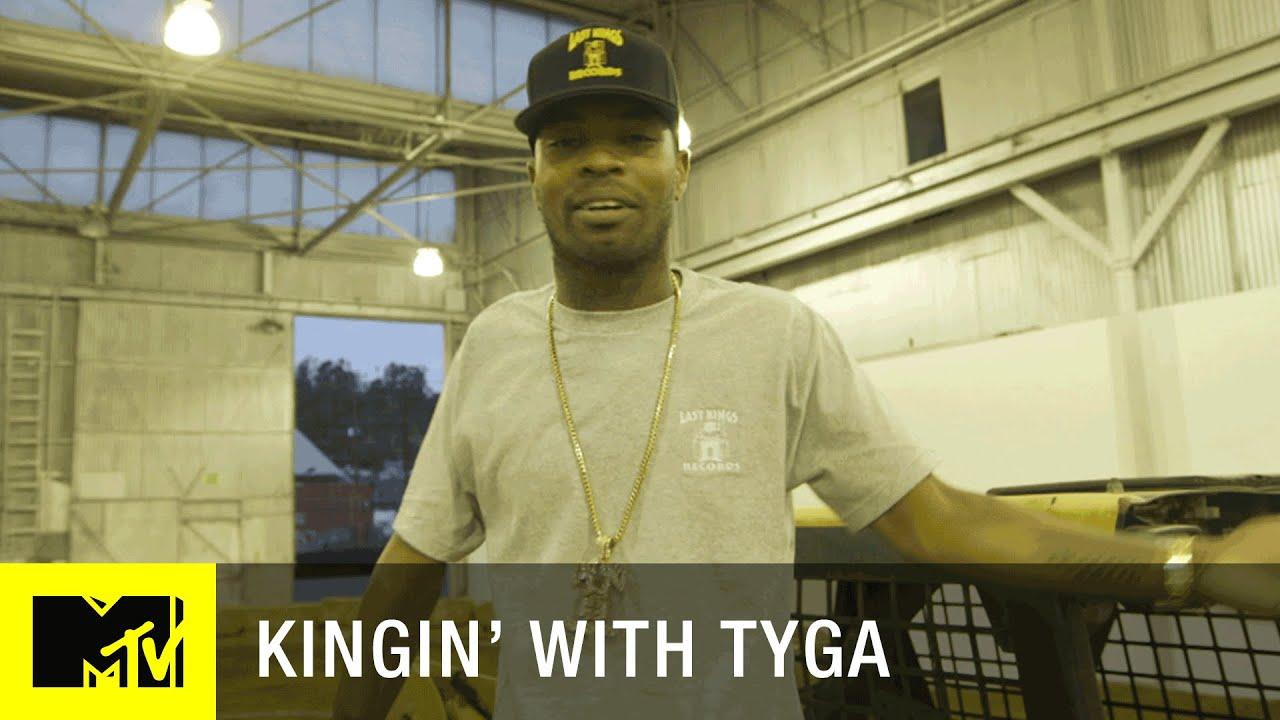 Kingin With Tyga The One Up Man Bonus Clip Mtv Youtube