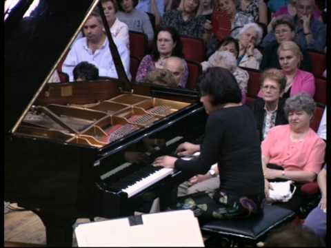 Encore of the Chopin Piano Concerto in Bucharest on the 7th of June 2012
