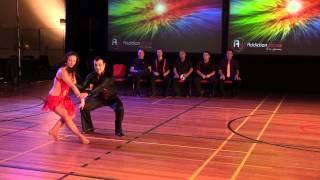 Ceroc Waikato 2014 - Adv A Spotlights