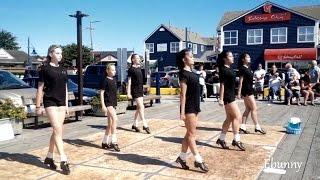 Leprechauns Dance - Irish Jig Dancing Girls [Celtic Ireland Folk Epic Music]