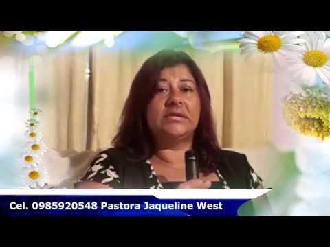 TESTIMONIO PASTORA JAQUELINE WEST