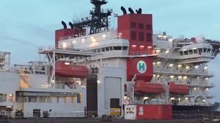 Shipspotting Rotterdam / My favorites scenes