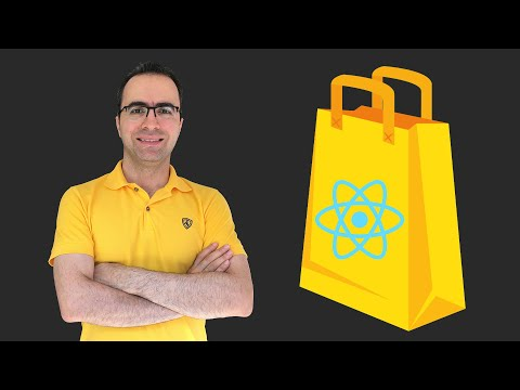 React & Node Tutorial - Full ECommerce in 9 Hours [2021]
