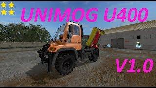 "[""UNIMOG U400"", ""Mod Vorstellung Farming Simulator Ls17:UNIMOG U400""]"
