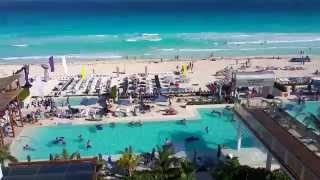 Secrets The Vine Cancun - Honeymoon Suite Ocean Front (Video Tour)