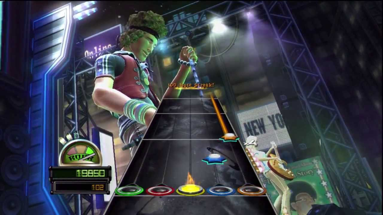 Guitar Hero  Mod World Tour